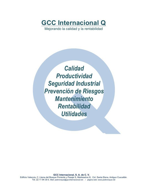 CATALOGO GCC INTERNACIONAL PR 09