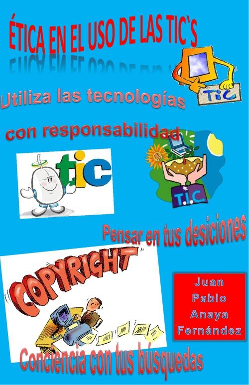 Cartel de Ética de uso de las TIC`S