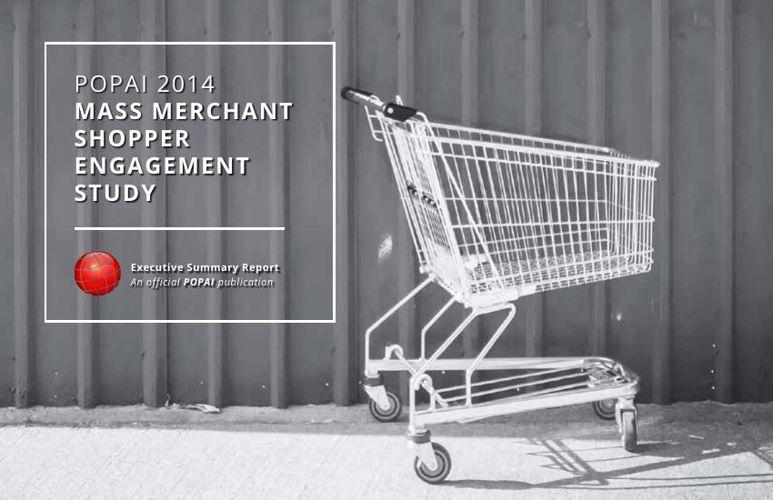 Shopper Engagement Study 2014