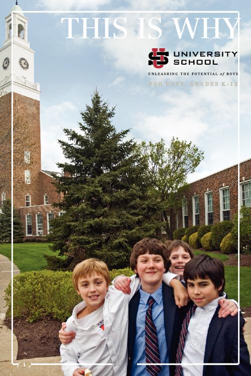 University School K-8 Viewbook