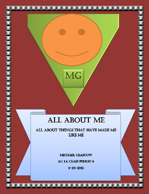 Multigenre Project-All About Me