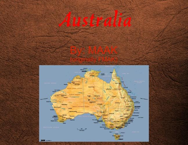 Australia Brochure v1.2