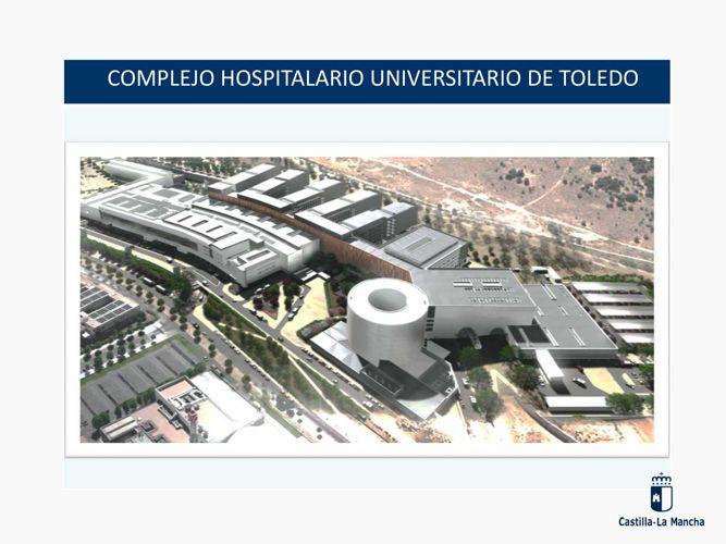 Proyecto Nuevo Hospital Universitario de Toledo