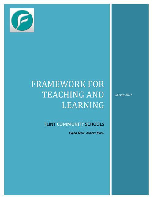 T and L Framework Handbook