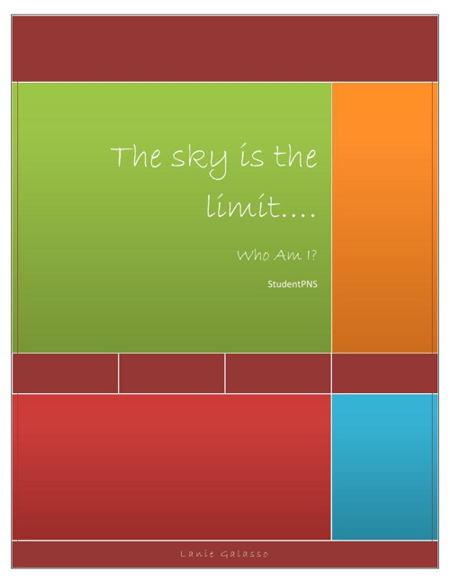 The sky is the limit- galasso