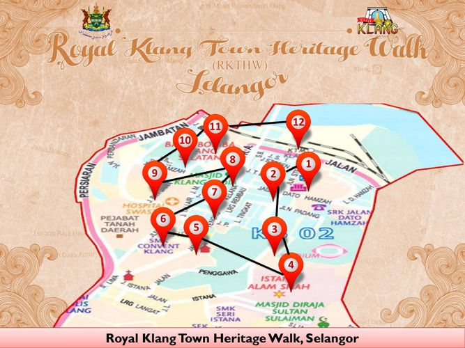Destinasi Royal Heritage Klang