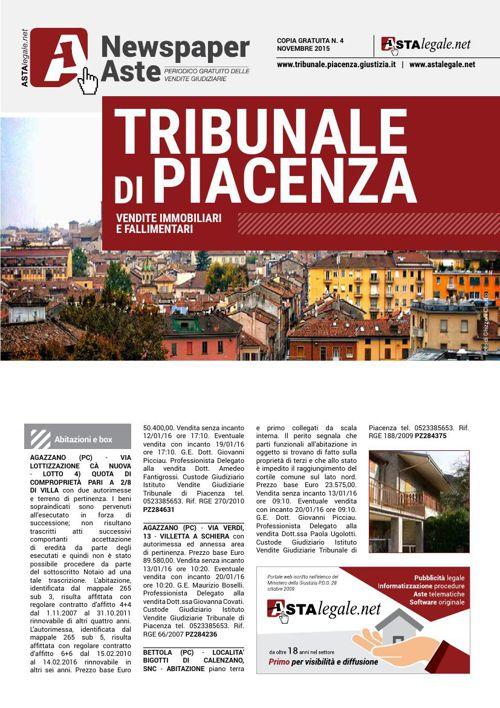 Piacenza novembre 2015