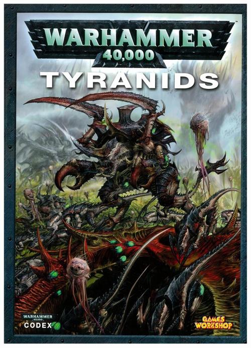 40K - Codex - Tyranids 5E