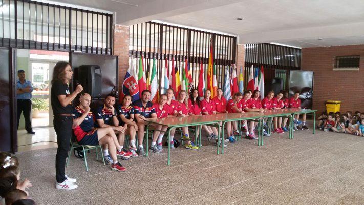 Selección Absoluta femenina de voleibol