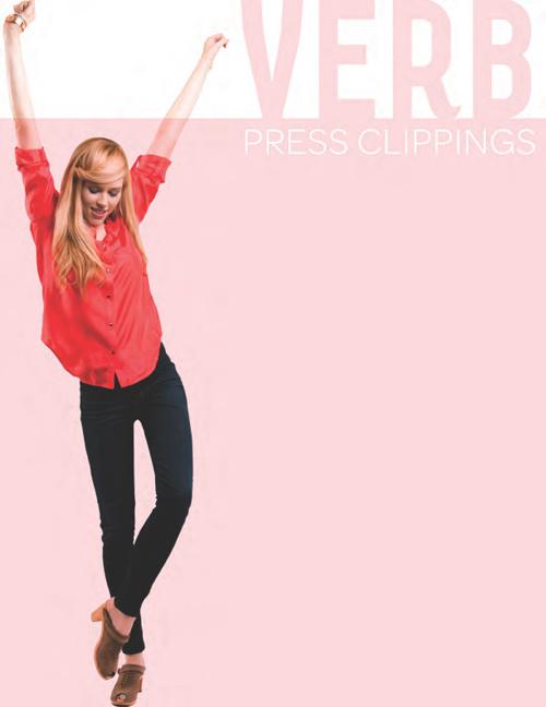 Verb Press Fall 2012