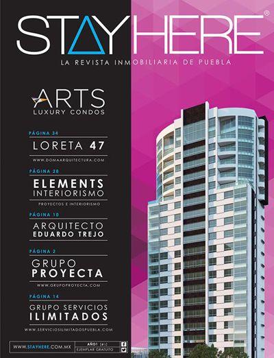 Revista Stayhere Febrero-Marzo