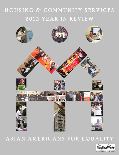 AAFE Housing & Community Services 2013 Year in Review