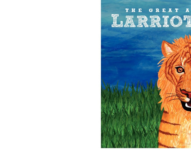Larriot The Liger
