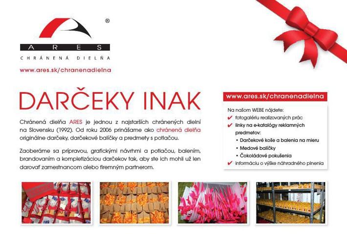 ARES_ekatalog_Darceky_inak_2014