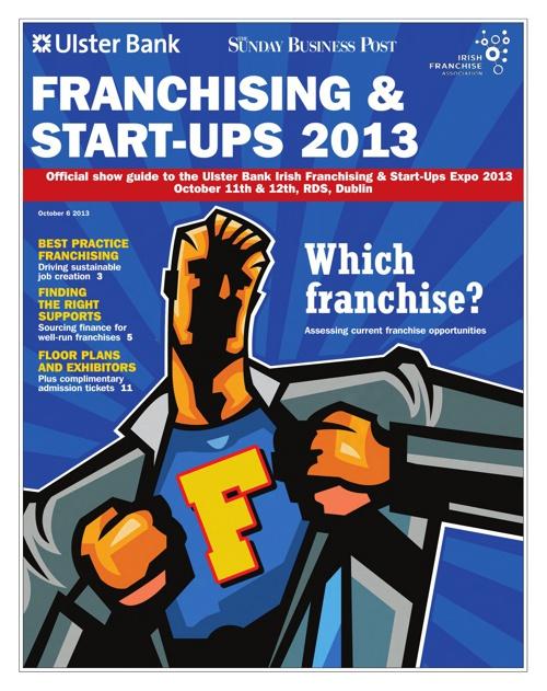 SBpost Franchising & Start-ups 2013