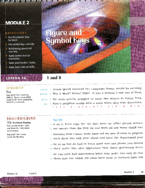 KeyboardingPro Lessons 14-24