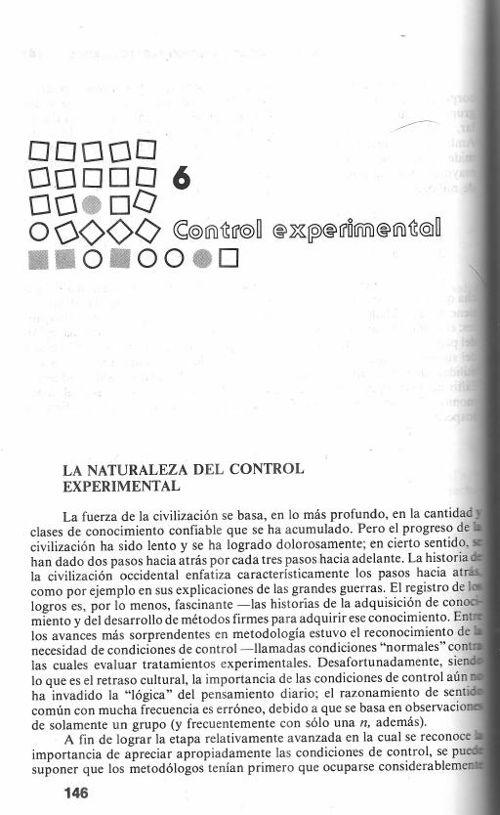 control experimental