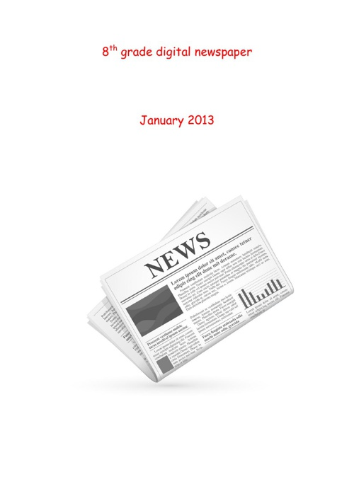 class newspaper