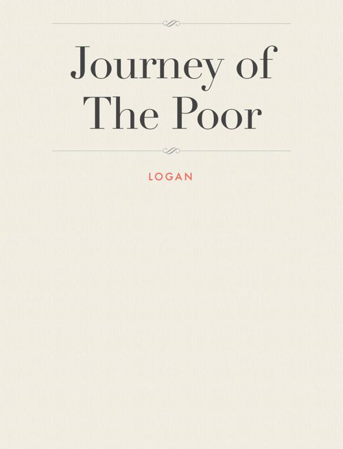 Journey of the poor