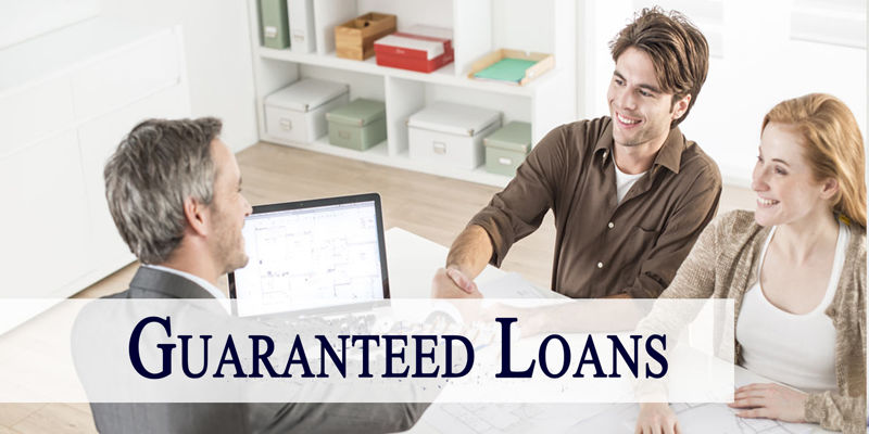 Instant Financial respite with guaranteed loans for bad credit