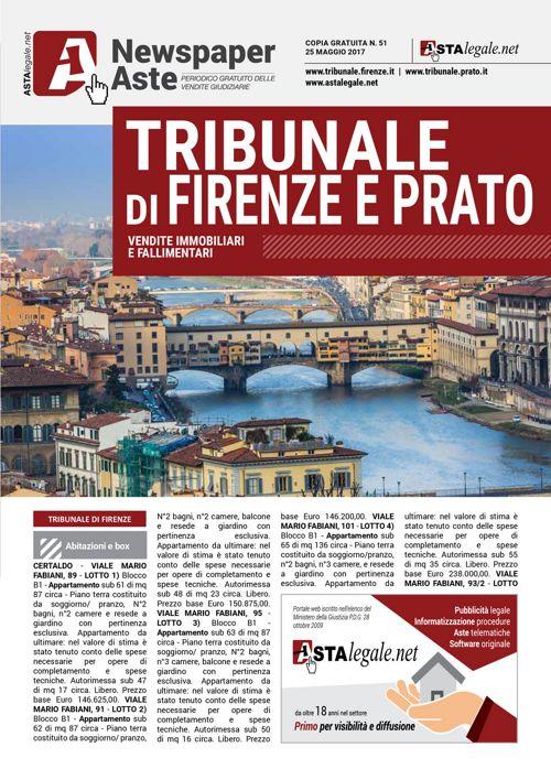 Firenze Prato 25 maggio 2017