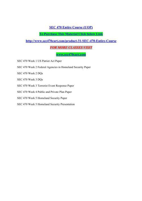 SEC 470 CART Spirit of innovation/sec470cartdotcom
