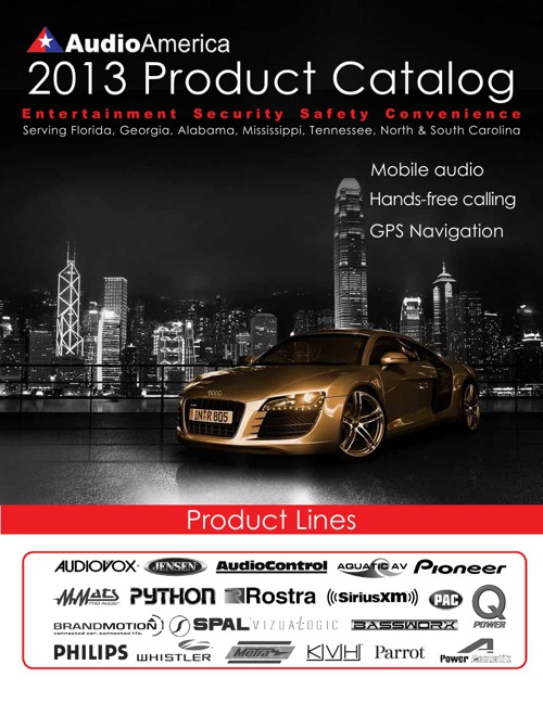 2013 Southeast Product Catalog
