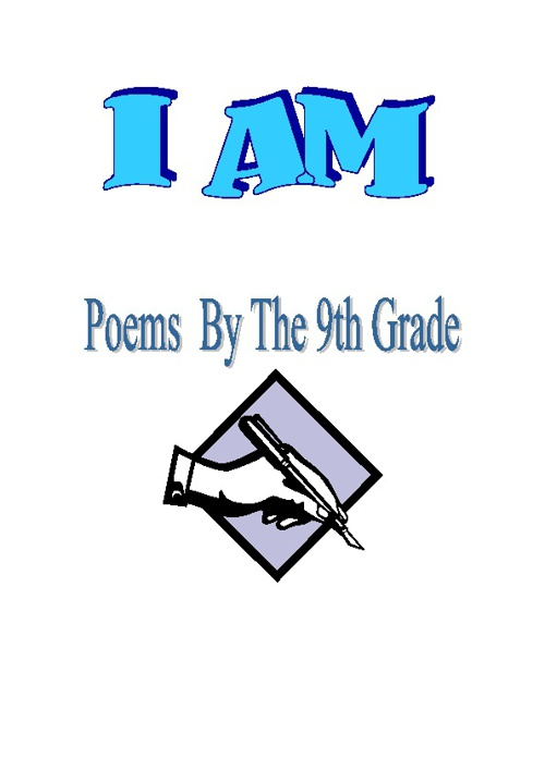 Poems By The 9th Grade 2012
