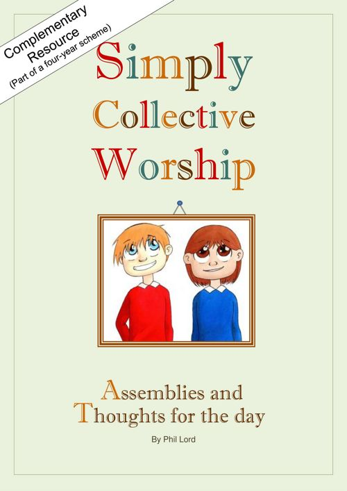 Simply Collective Worship Sample