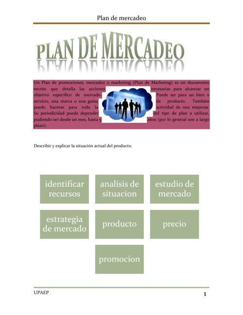 MERCADEO UPAEP
