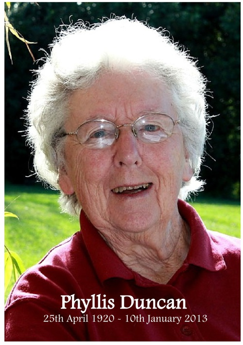 Phyllis Duncan
