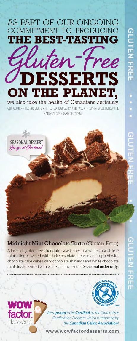 WOW! Factor Desserts Gluten-Free POS