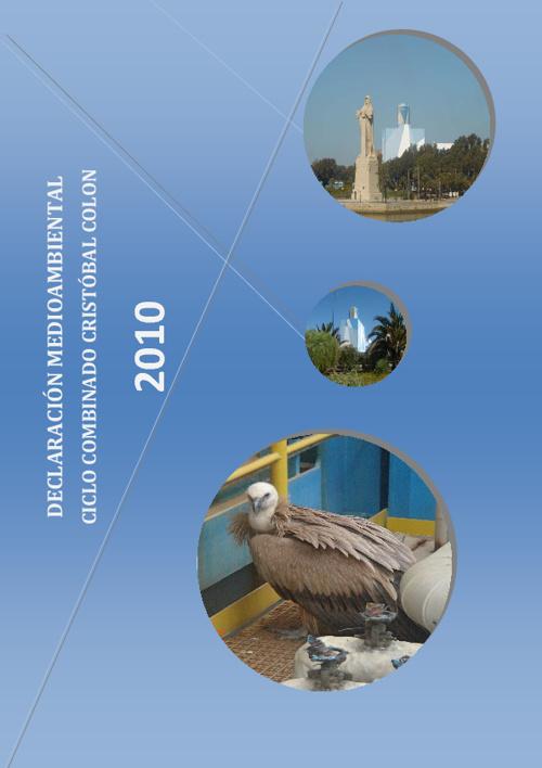 Declaración Ambiental 2010 CTCC Cristóbal Colón