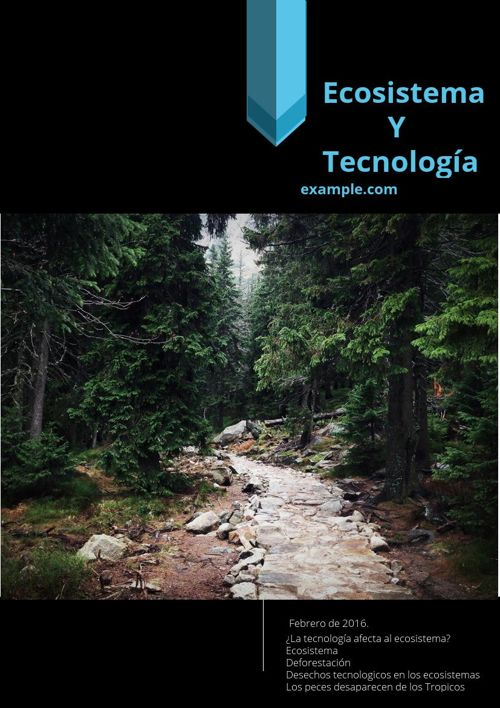 Copy of Ecosistema y Tecnologia.