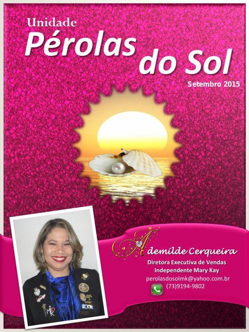 REVISTA DA UNIDADE PEROLAS DO SOL - SET 2015