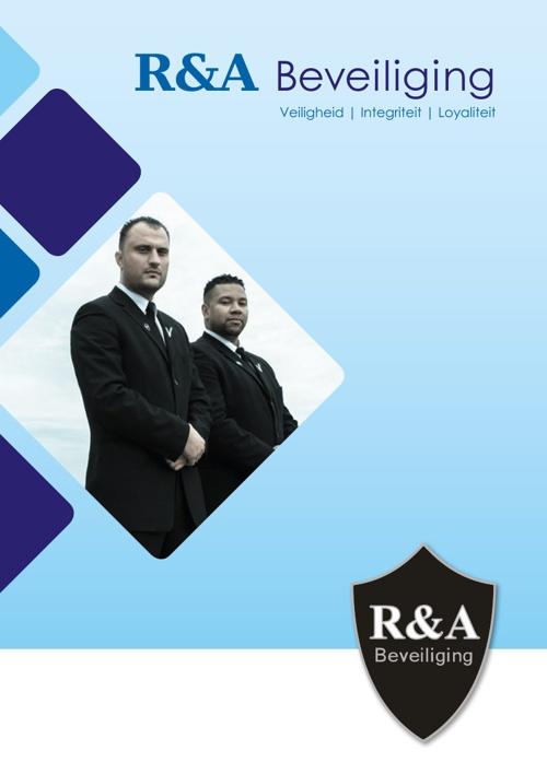 Brochure R&A Beveiliging