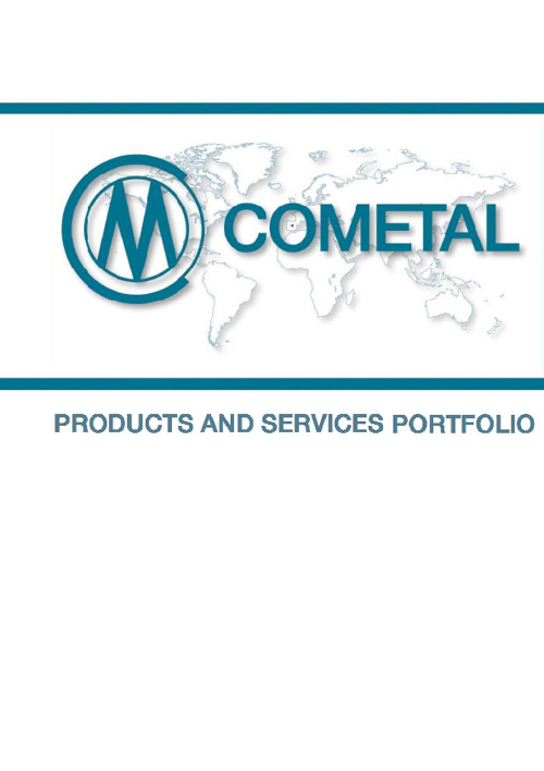 COMETAL Products and Services Portfolio