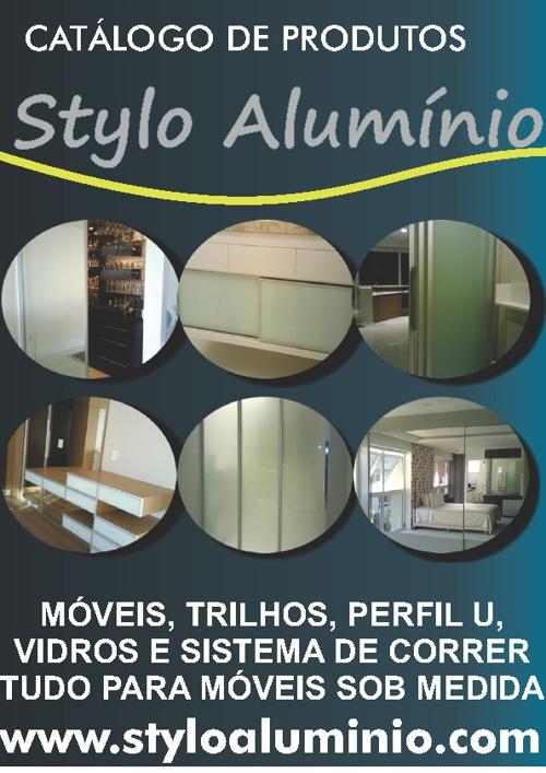 Catálogo Stylo Alumínio