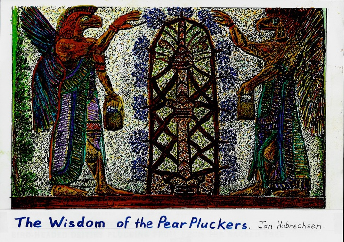 The Wisdom of the Pear Pluckers