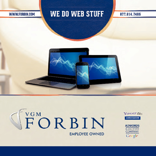 WE DO WEB STUFF - VGM Forbin