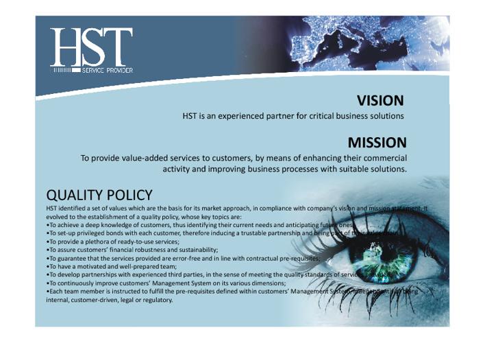 HST Service Provider (ENG)