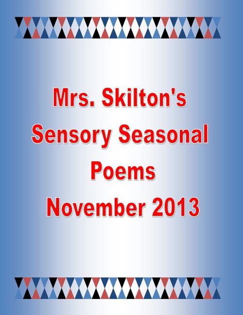 Copy of Mrs. Skilton's Sensory Seasonal Poems
