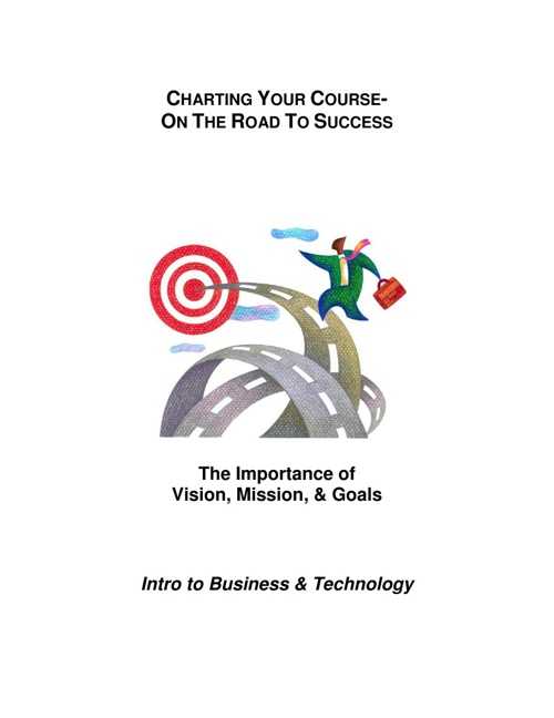 Robinson Chart course to success
