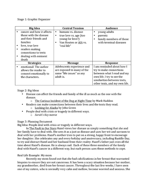 Lesson Plan Collection