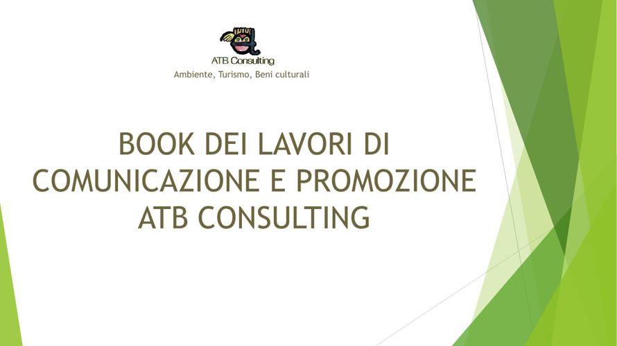 Book ATB Consulting presetazione