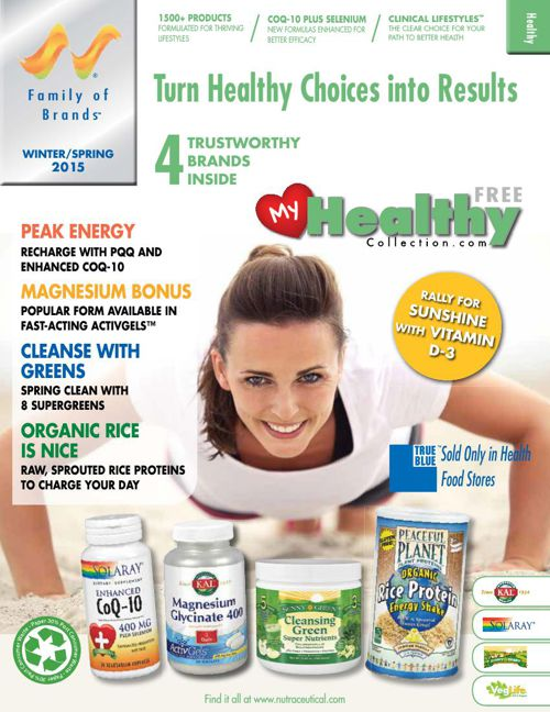 Healthy Collection WS 2015