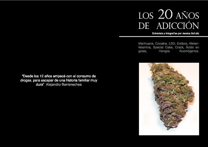 Los 20 años de adicción