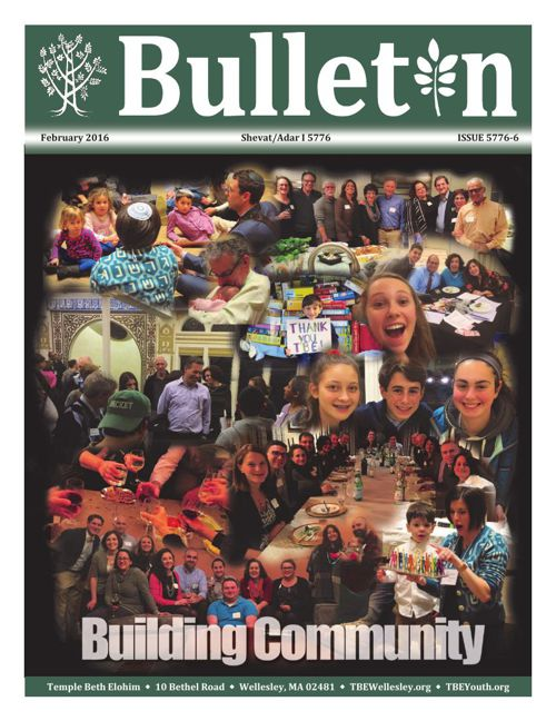 February Bulletin 2016