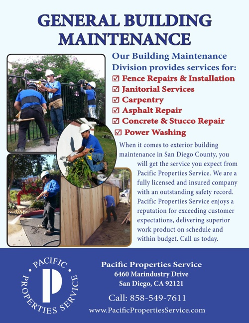 PPS Building Maintenance