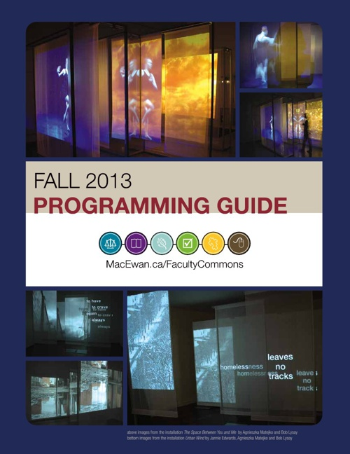 Fall 2013 Programming Guide